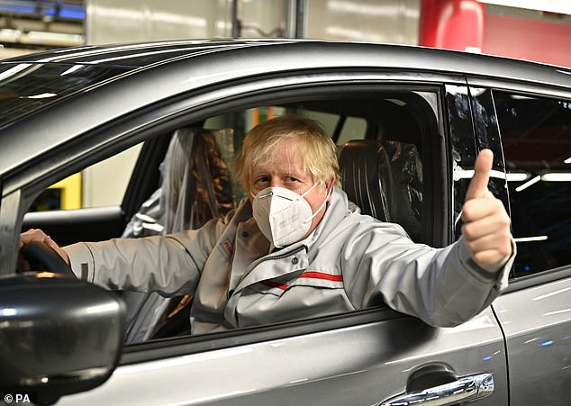 Gas and car bills could soar by hundreds of pounds a year under Boris Johnson's so-called green revolution as Cabinet ministers draw up radical proposals to cut carbon emissions by 2050