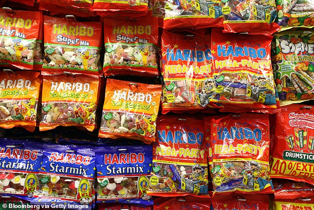 A Haribo spokesperson said that it was 'experiencing challenges' that were hampering supplies, like many other manufacturers and retailers
