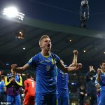 MARTIN KEOWN: England will have too much firepower for Ukraine if they play with confidence 💥👩💥