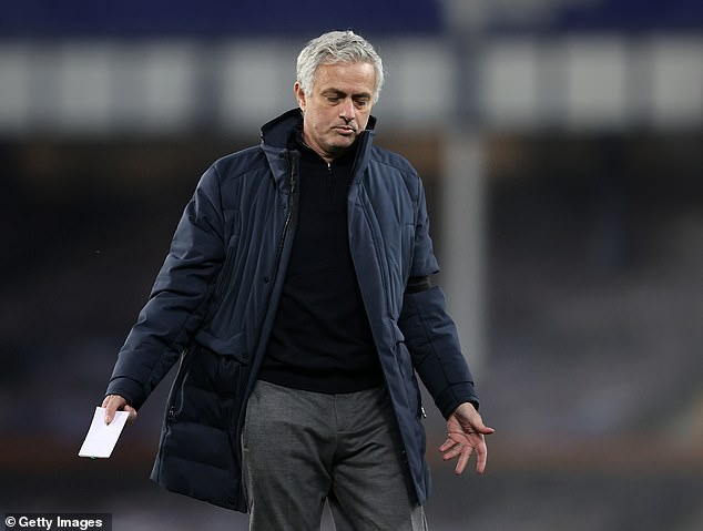 Mourinho claims his experience at other clubs, including Tottenham, has made him better