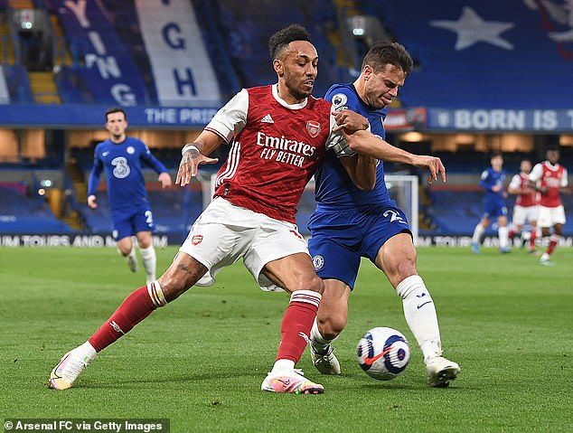 Pierre-Emerick Aubameyang needs to prove his Arsenal worth after a disappointing 2020-21