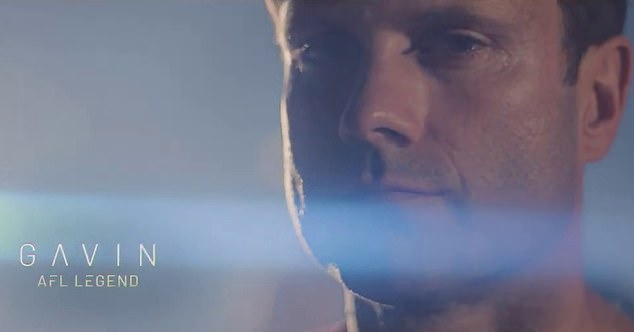 Big names: The Australian Survivor Brains v Brawn cast includes AFL legend Gavin Wanganeen