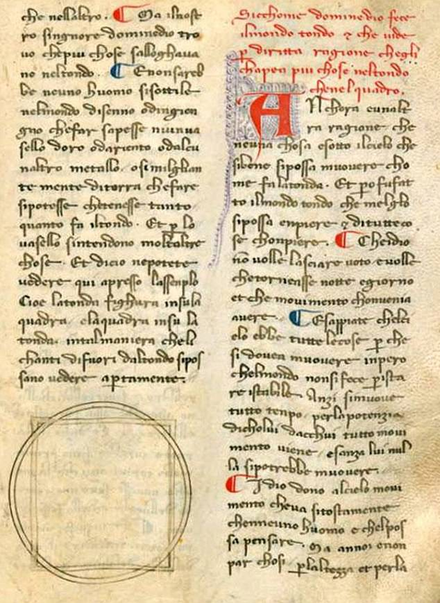 This new discovery was found by a Florence-based researcher turned nun, who claims to have stumbled on the work hidden away in two libraries