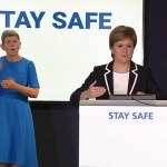 Nicola Sturgeon swipes at Boris Johnson and stresses masks compulsory in Scotland after 19 July 💥👩💥