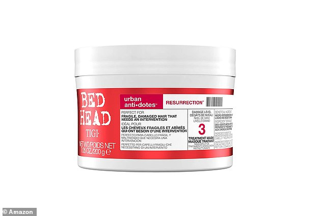 This bestselling hair mask contains Core Repair technology designed to repair and replenish proteins (hair is 95 per cent protein) and protect against future damage