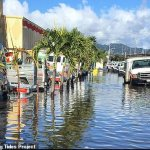 Every US coast will experience a surge in flooding next decade, NASA warns 💥👩💥