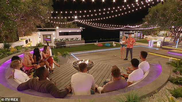 Safety first: An insider revealed Love Island bosses have beefed up security after the break in