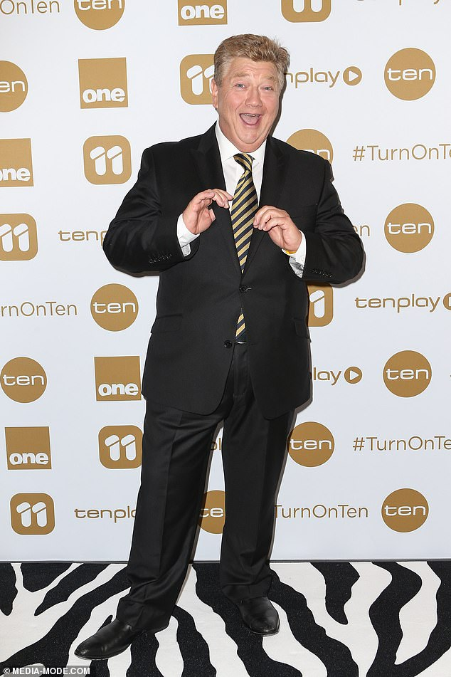 World Famous: Prior to joining Studio 10, Jono had a long career in television and radio in Australia and the UK
