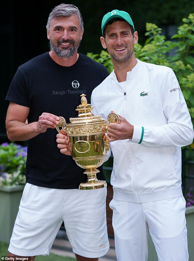 Goran Ivanisevic says Djokovic can end the 'greatest of all time' debate at the US Open