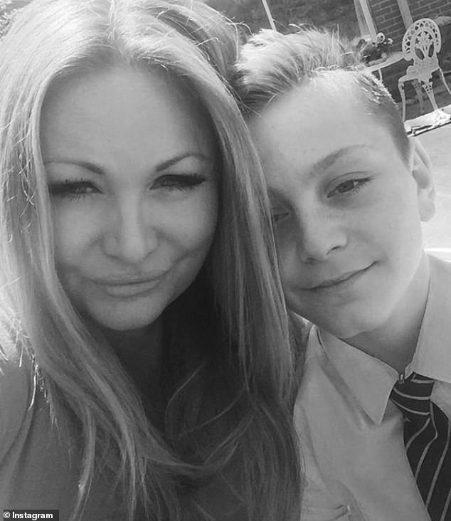 Ms Ramplin had been at work as a carer when her son Denny died after a road traffic collision in May 2019. Her sister Michelle Thompson she drank alcohol to excess and promised that she would 'see Denny soon'