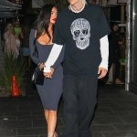 Machine Gun Kelly and Megan Fox hold hands after a romantic dinner date at Avra in Beverly Hills 💥👩💥