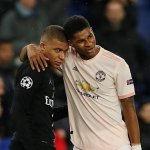 Kylian Mbappe 'messaged Marcus Rashford after England forward missed Euro 2020 final penalty' 💥👩💥