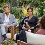 NTAs 2021: Prince Harry and Meghan's Oprah interview is met with BOOS 💥👩💥
