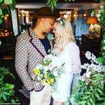 Emma Bunton reveals she's secretly MARRIED her longterm beau Jade Jones 💥💥