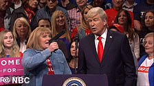 Alec Baldwin was nominated for his role on Saturday Night Live