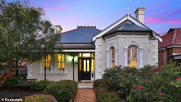 Sold! Campos Coffee founder Will Young set property records after offloading their Dulwich Hill home for $3.7million over the weekend, according to Realestate.com.au onWednesday.