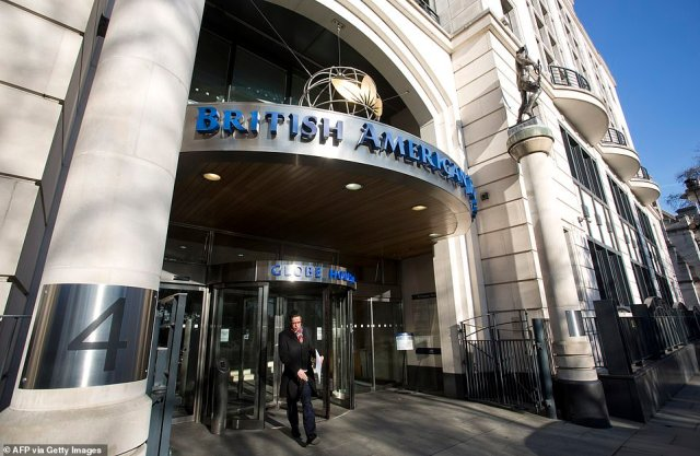 BRITISH AMERICAN TOBACCO: The company is waiting for the Health and Safety Executive to release new office guidance