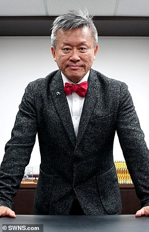 Nobu Su, a 62-year-old Taiwanese shipping magnate, has been jailed