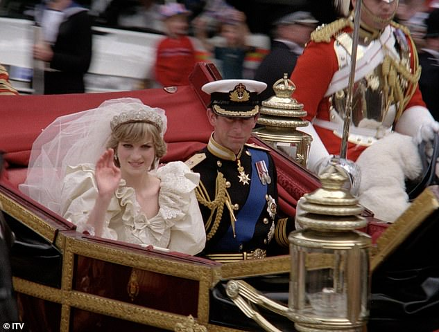 To mark 40 years since Princess Diana and Prince Charles wed, BritBox has released a new documentary showcasing restored footage from the big day