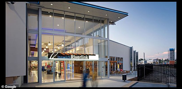 he new sites include Kmart, Vodaphone, Telstra and JB Hi-Fi outlets at the Riverlink shopping centre in North Ipswich (pictured)