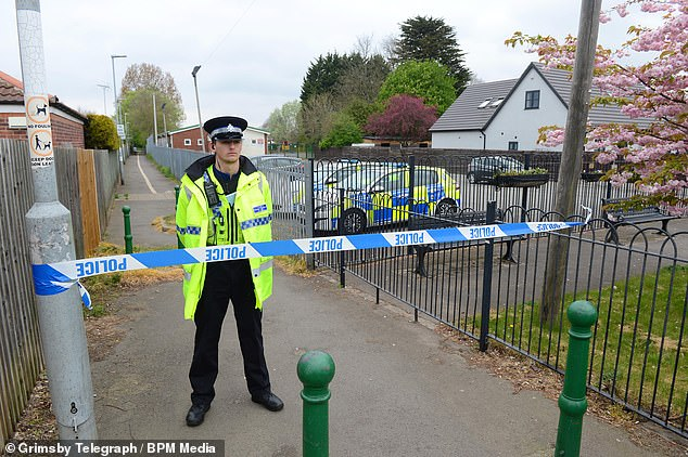 Police have combed through NHS records and checked databases across Europe since the small section of a lower leg and foot were discovered