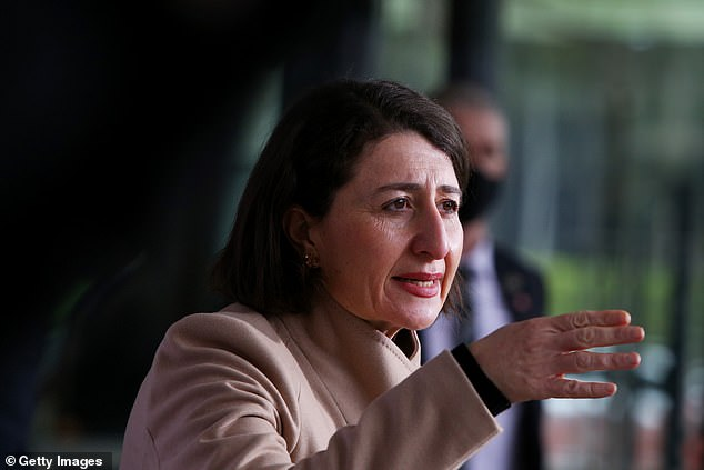 Ms Berejiklian was on Thursday grilled by reporters over her decision not to lock down Sydney further