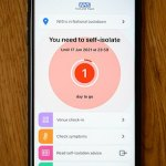 'Pingdemic' chaos with record 520,000 alerts sent by NHS app last week 💥👩💥