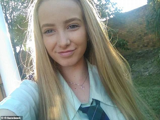 Larissa Beilby (pictured) whose body was found in a barrel in the back of a ute on the Gold Coast in June 2018