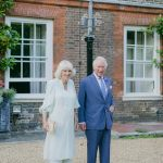 The Prince of Wales and Duchess of Cornwall attend an event by wildlife conservation charity 💥👩💥