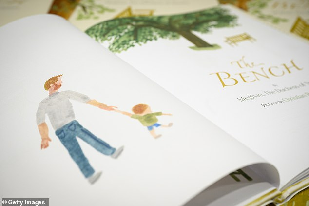 In June, Meghan published a children's book based on a poem she wrote for Harry. The Bench tells the story of a relationship between a father and a son through the eyes of the mother