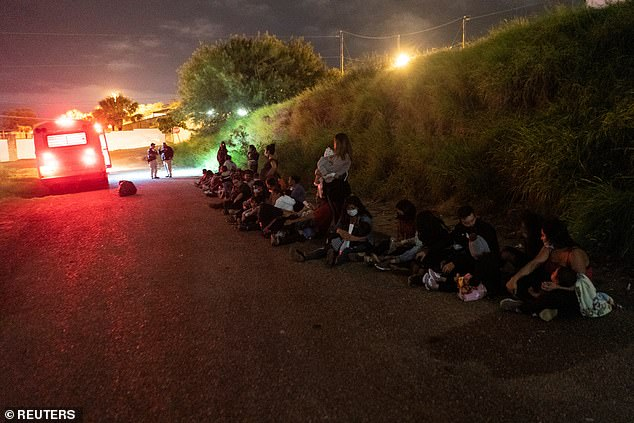Customs and Border Protection revealed that 188,829 migrants were stopped at the southwest border in June, the sixth month of increases since the start of 2021