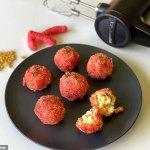 Audreysaurus shares recipe for Hot Cheetos deep-fried mac and cheese balls recipe 💥👩💥