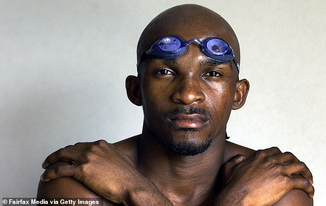 Eric Moussambani has given an exclusive interview to Sportsmail telling his remarkable story
