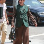 Robert Downey Jr.'s quirkiest outfits over the years 💥👩💥