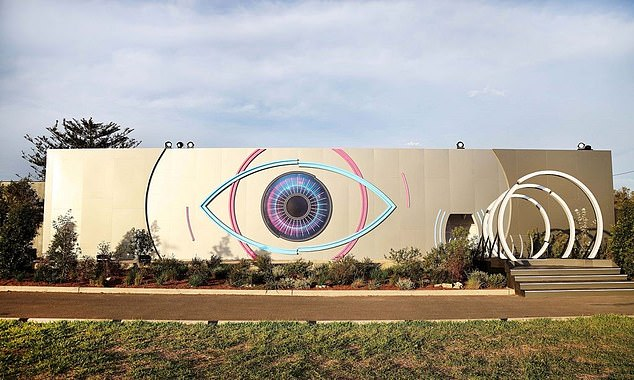New Location: Big Brother VIP begins filming at Sydney Olympic Park in the coming weeks.  The last two seasons of Big Brother were filmed in a warehouse in Manly (pictured), but producers were forced to move after receiving an eviction notice