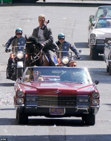 Filming for Indiana Jones 5 continues as Harrison Ford's physique double movies scenes on prime of a horse