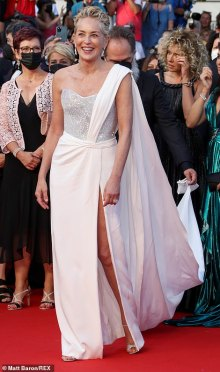 Cannes Film Festival 2021: Stars arrive for closing evening premiere