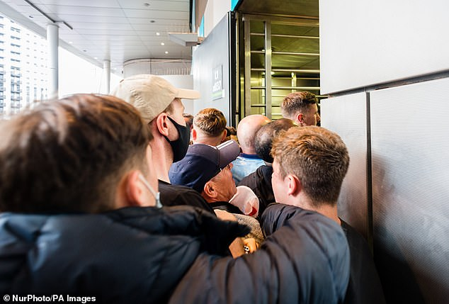 , Police made 96 football-related arrests in Euro 2020, but only 39 related to the England-Italy final, The Today News USA