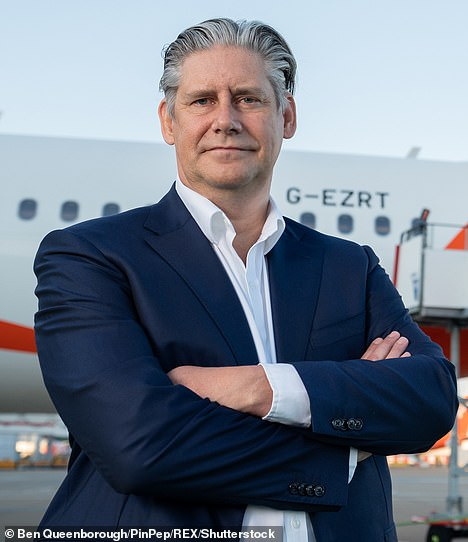 Johan Lundgren, chief executive of EasyJet, said the government was 'making it up as they go along and causing confusion and uncertainty'.