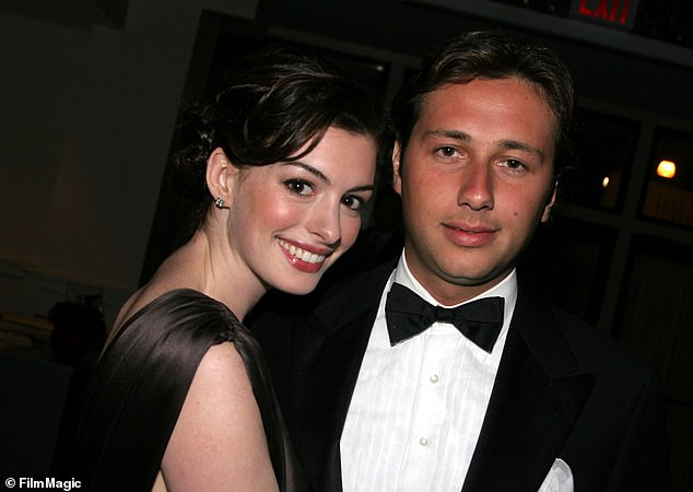 Follieri never spoke to Hathaway again after he was arrested for fraud on June 24, 2008. They were on the phone for ten minutes before she said 'I love you for ever', as Follieri recalls