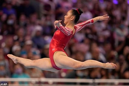 Team USA women's gymnast Kara Eaker, 18, has tested positive for COVID-19 while training for the Olympics in Tokyo, her coach revealed on Monday