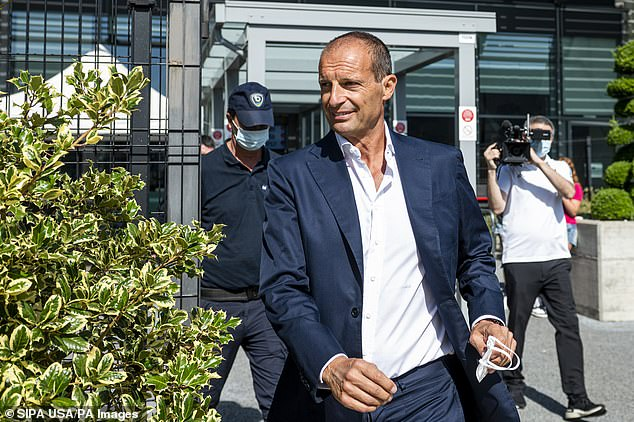 New Juve boss Massimiliano Allegri thought to be planning a squad overhaul this summer