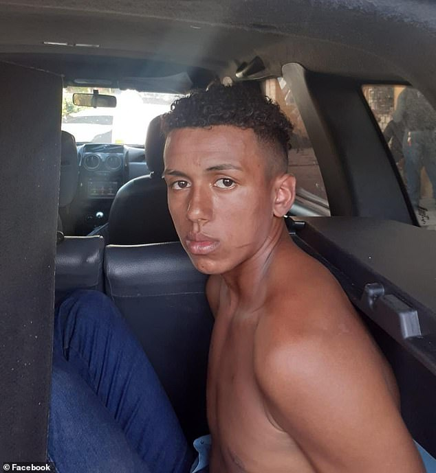 Mateus Abreu, 17, is the only person in connection to the killings of 18-year-old identical twin sisters, Amanda Alves and Amália Alves, who has been captured since he was seen on a video, streamed lived on Instagram, firing at the victims