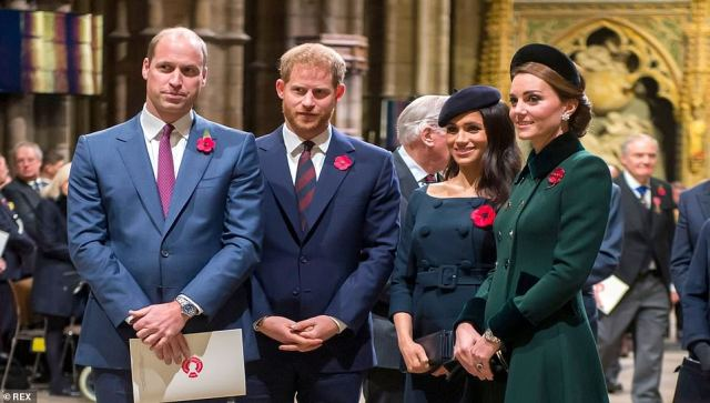 The Duke of Sussex, 36, has been secretly working on a book for nearly a year which he has since sold to Penguin Random House.Prince William, Prince Harry, Meghan Duchess of Sussex, Catherine Duchess of Cambridge National Service to mark the Centenary of the Armistice, at Westminster Abbey in 2018