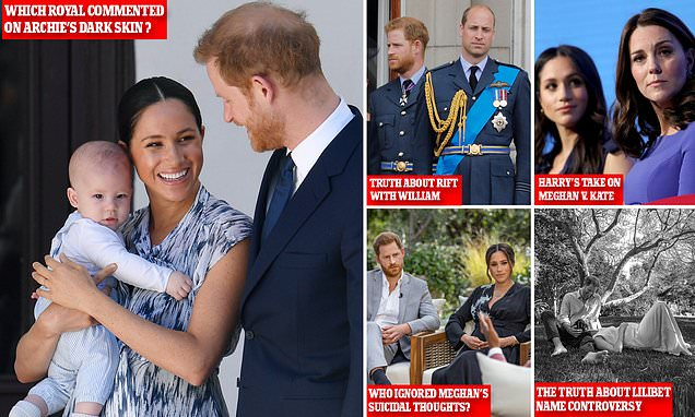What bombshells will Prince Harry reveal in his tell-all book?