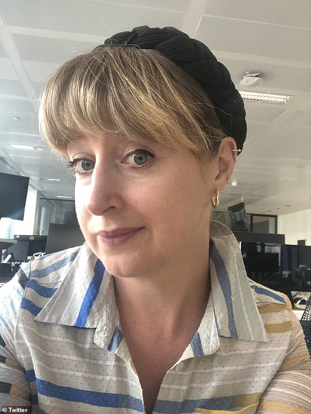 Jess Brammar, who is vying to become the broadcaster's executive news editor, has launched a series of Left-wing attacks on Twitter in recent years, The Telegraph said