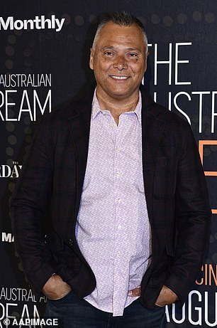 Contenders: Stan Grant, (pictured) Virginia Trioli, Fran Kelly and David Speers would all line up to fill Macdonald's shoes