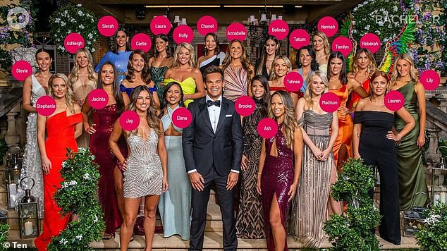 Not long now! The Bachelor premieres Wednesday at 7.30pm on Channel 10