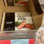 Furious Aussies hit out at Aldi supermarkets in the UK for selling 'ostrich fillet steaks' 💥💥