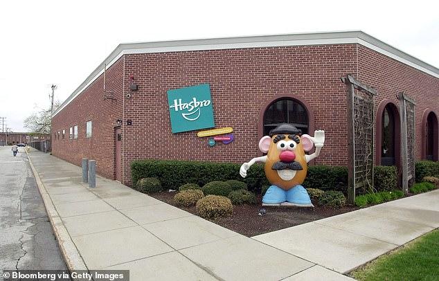 Hasbro contracted Johnson through the firm Harvey Nash. Above, Hasbro HQ in Rhode Island